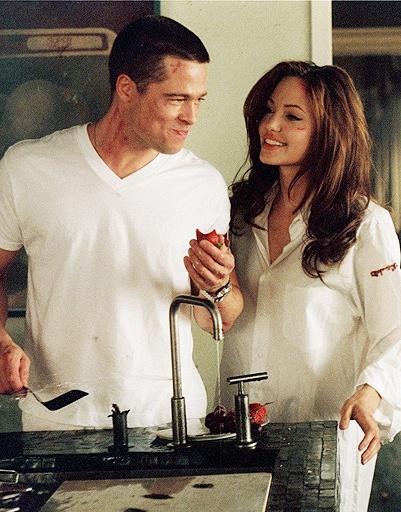 «Мистер и миссис Смит»