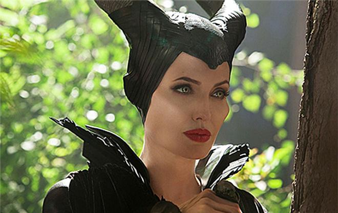 Анджелина Джоли в роли злодейки