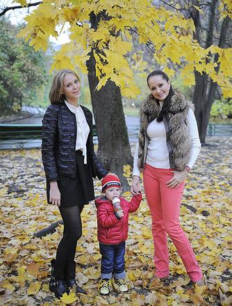 Ольга Кабо, дочь Ольги Кабо