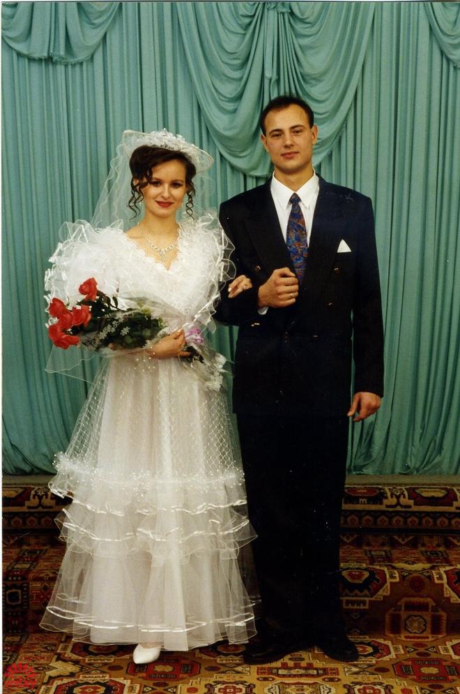 Свадьбы XX века: невесты