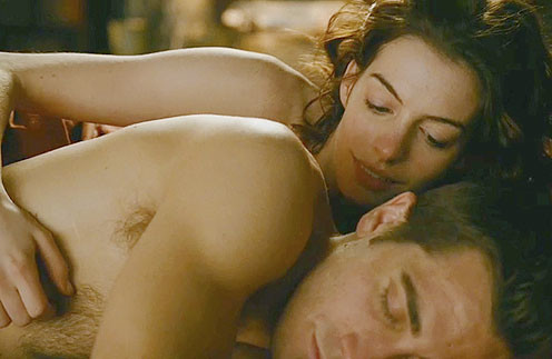 Энн Хэтэуэй (Anne Hathaway) и Джейк Гилленхаал (Jake Gyllenhaal)