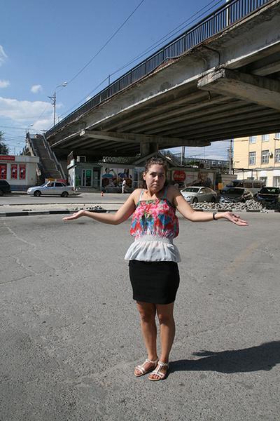 ремонт моста через железнодорожные пути
