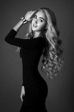 Кристина Журавлева, студентка, фото