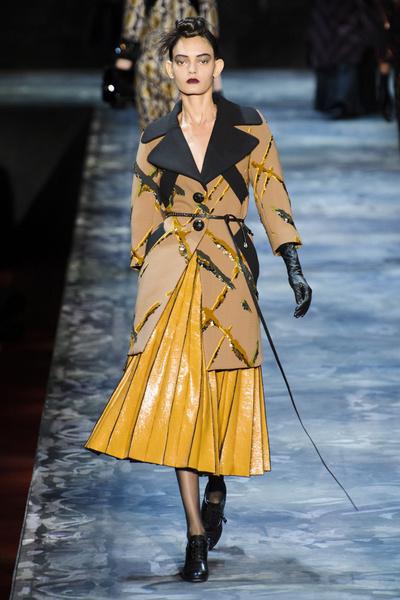 Показ Marc Jacobs на Неделе моды в Нью-Йорке   галерея [1] фото [31]
