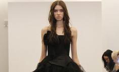 Черная невеста: свадебный тренд 2012