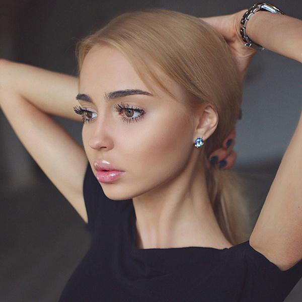 Кристина Журавлева, модель, фото