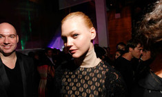 Саша Пивоварова стала дизайнером Gap