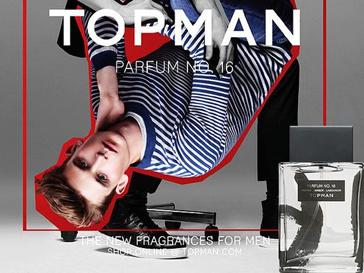 Ароматы от Topman