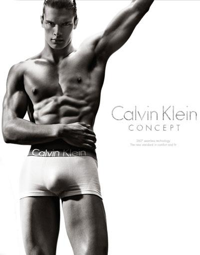 Рекламная кампания Calvin Klein весна-лето 2013