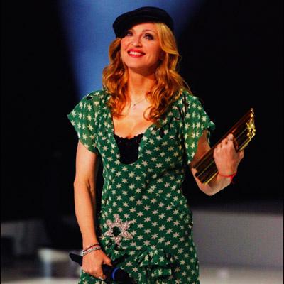 Мадонне не дает спуска никому, и в первую очередь – себе