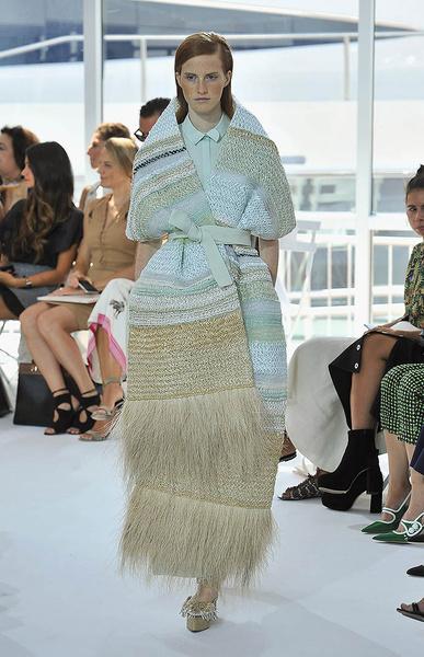 Неделя моды в Нью-Йорке: день девятый | галерея [1] фото [10]