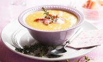 Суп «Принцесса на горошине»