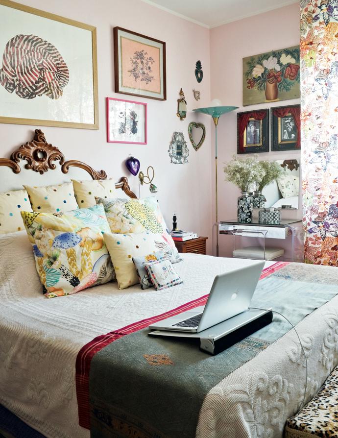Спальня Маргериты Миссони