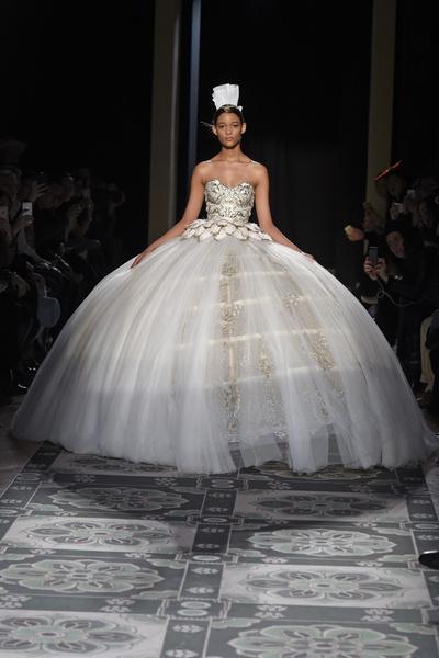 Лучшие свадебные платья из кутюрных коллекций | галерея [1] фото [3]