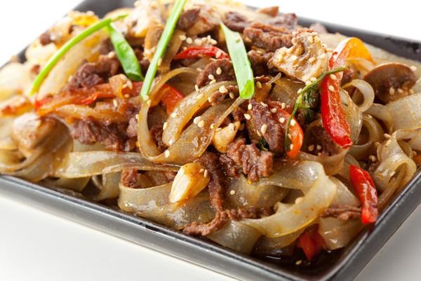 рецепт курицы по-тайски с овощами рецепт с фото