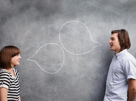 Общение мужчины и женщины