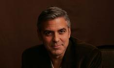 Джордж Клуни отказался от карьеры политика из-за наркотиков