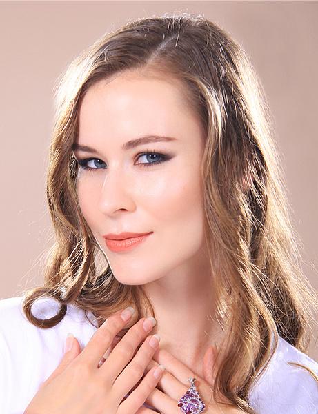 Дарья Сыч, участница конкурса «Мисс Мегаполис», фото