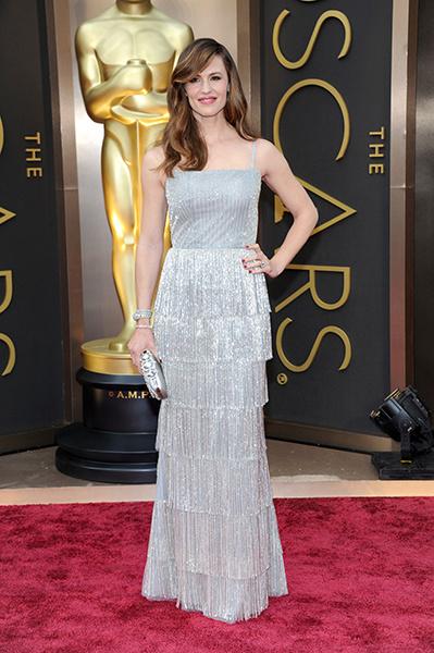 "Дженнифер Гарнер на ""Оскаре""-2014"