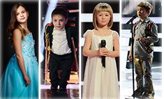 До слез, до мурашек: Все финалисты шоу «Голос. Дети – 3»