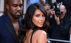 Случилось: Ким Кардашьян ждет второго ребенка
