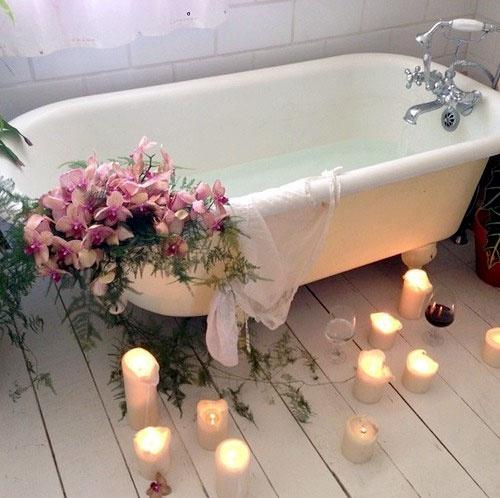 Арома ванна