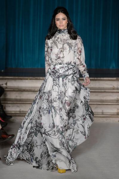 Неделя моды в Лондоне: 22 февраля   галерея [3] фото [1]