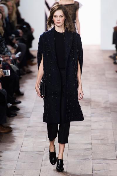 Показ Michael Kors на Неделе моды в Нью-Йорке | галерея [1] фото [11]