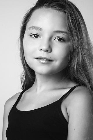 Анастасия Куцык, «Топ модель по-детски-2016», фото