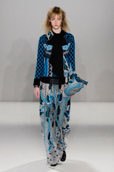 Неделя моды в Лондоне: 22 февраля   галерея [2] фото [11]
