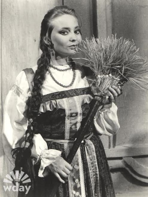 Светлана Пермякова: юность
