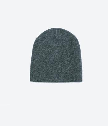 шапка из кашемира