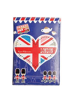 Обложка для паспорта из Лондона
