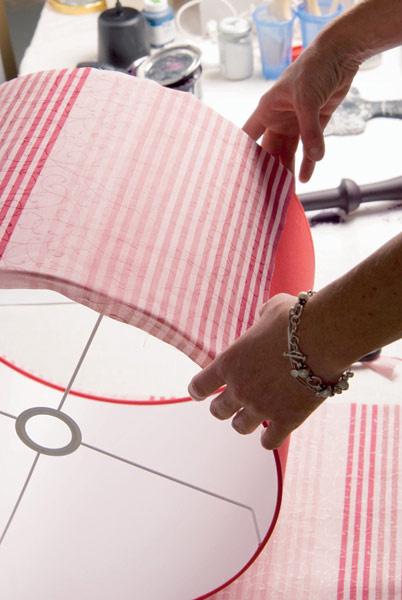 Как отреставрировать торшер своими руками