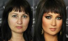 Новогодний макияж за 15 минут: простой, но эффектный