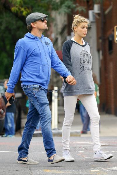 Леонардо Ди Каприо помолвлен с моделью Келли Рорбах