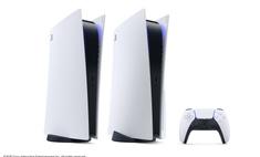 sony официально представила дизайн playstation показала первые игры