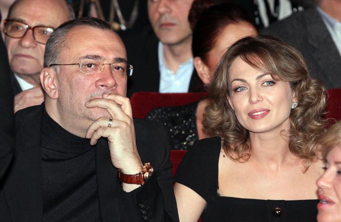 Константин и Яна Меладзе