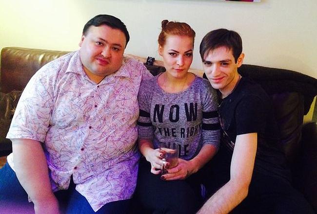 Данис Глинштейн, Мэрилин Керро, Александр Шепс, фото