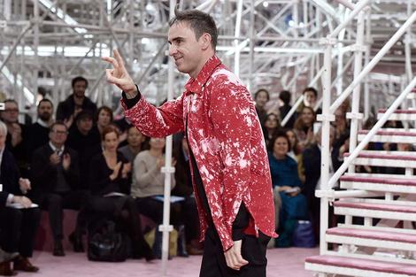 Показ Dior Haute Couture   галерея [1] фото [23]