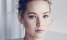 Стройная и сексуальная: Дженнифер Лоуренс для Dior