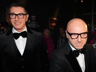 Доменико Дольче и Стефано Габбана не представляют свою жизнь друг без друга