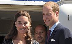 Кейт Миддлтон беременна близнецами?