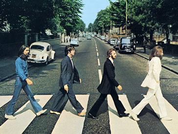 Обложка альбома Abbey Road