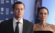 Джоли стремительно худеет из-за измен Питта