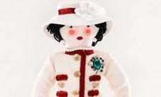 Chanel и Lanvin сшили тряпичных кукол для ЮНИСЕФ