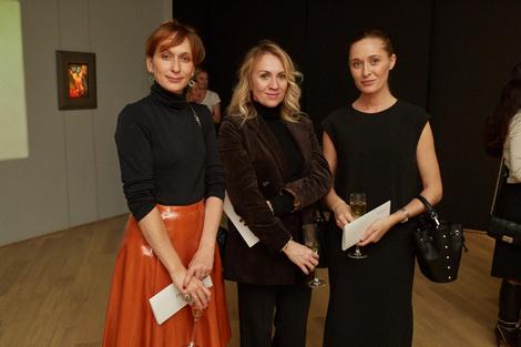 Галерея VS Unio - новое арт-пространство в Москве | галерея [1] фото [20]