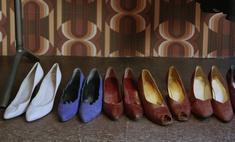 Камерному театру требуется старая обувь