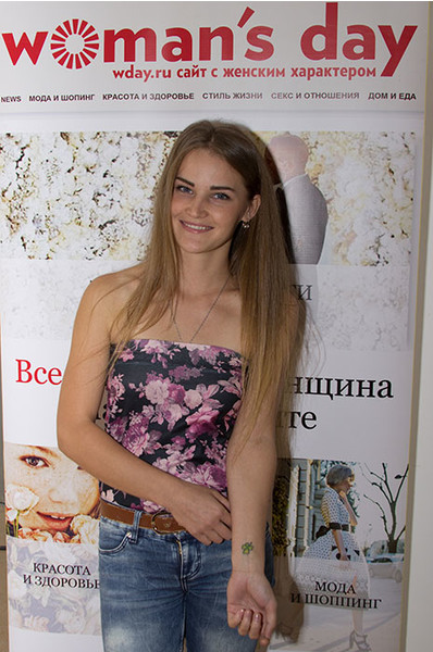 В Саратове прошел конкурс мисс тату