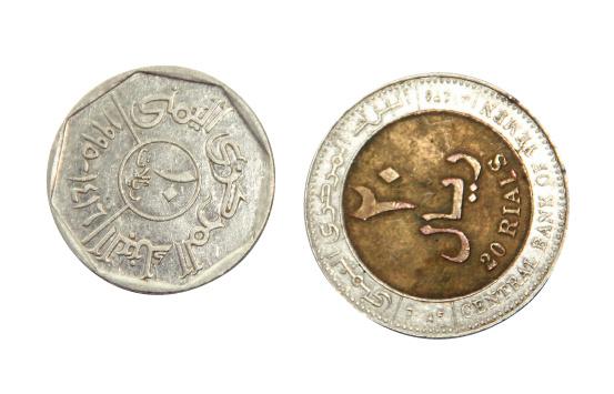 Йеменские монетки